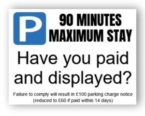 Car Park Notices