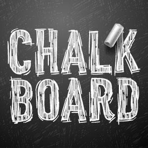 Chalkboard Accessories